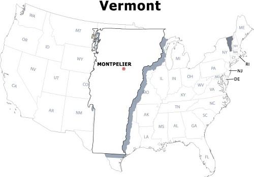 Vermont_map