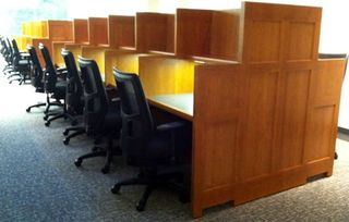 New Carrels September 2011 - ch