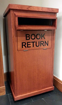 New-book-return