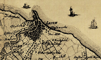 Survey of Leith, Scotland