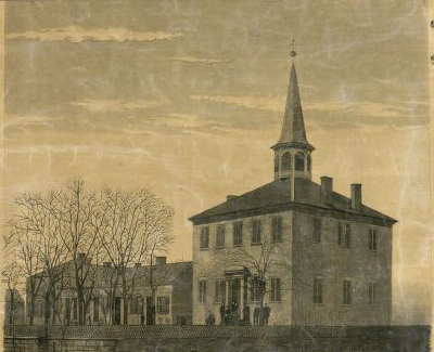 Cadiz Court House, 1862