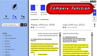 """Constitute """"Compare"""" function"""